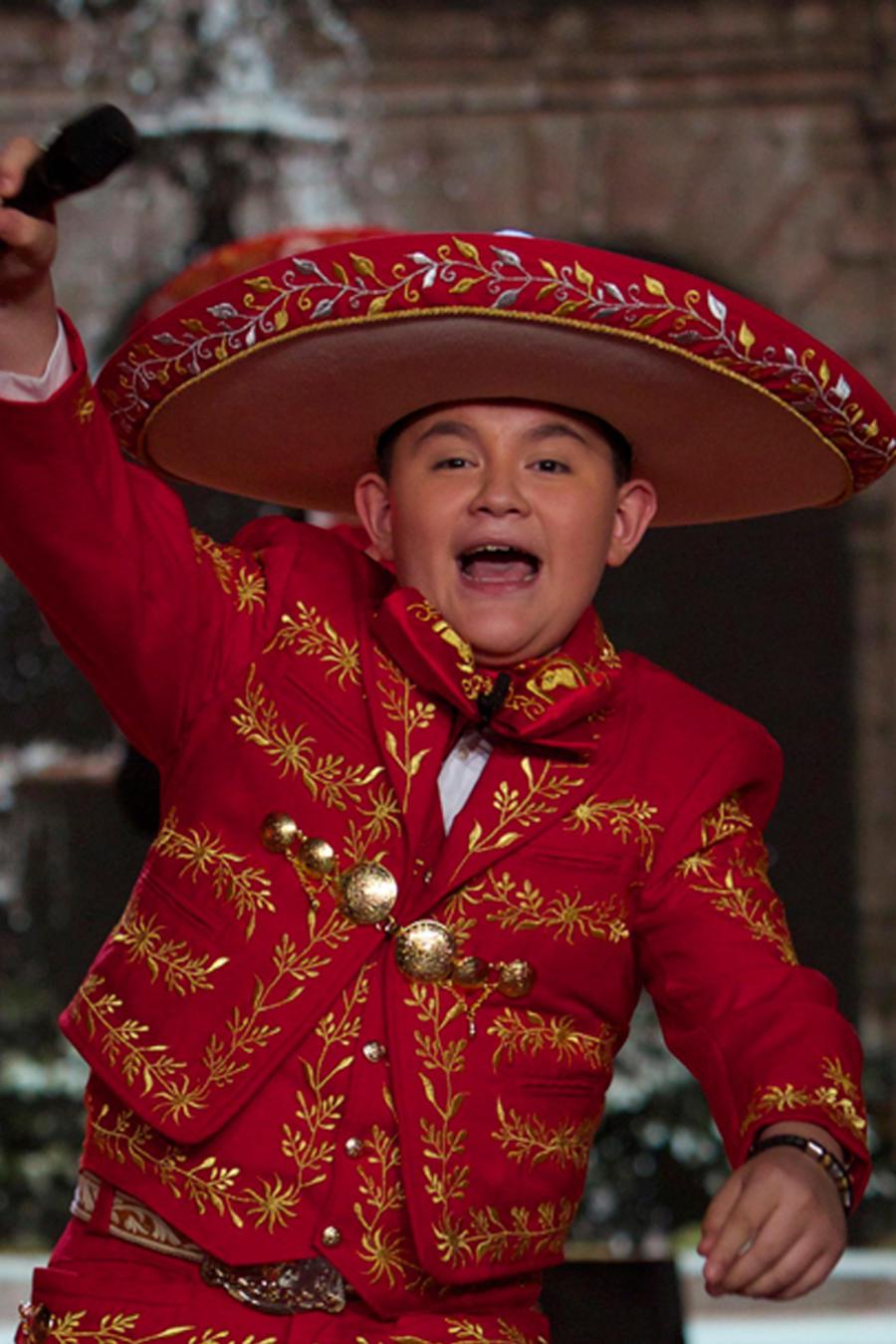 """Juan Manuel Vélez """"El Güerito de Oro"""" canta en Siempre Niños"""