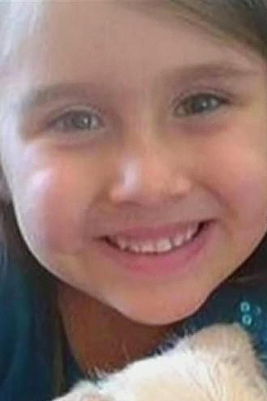 hallan restos de niña desaparecida