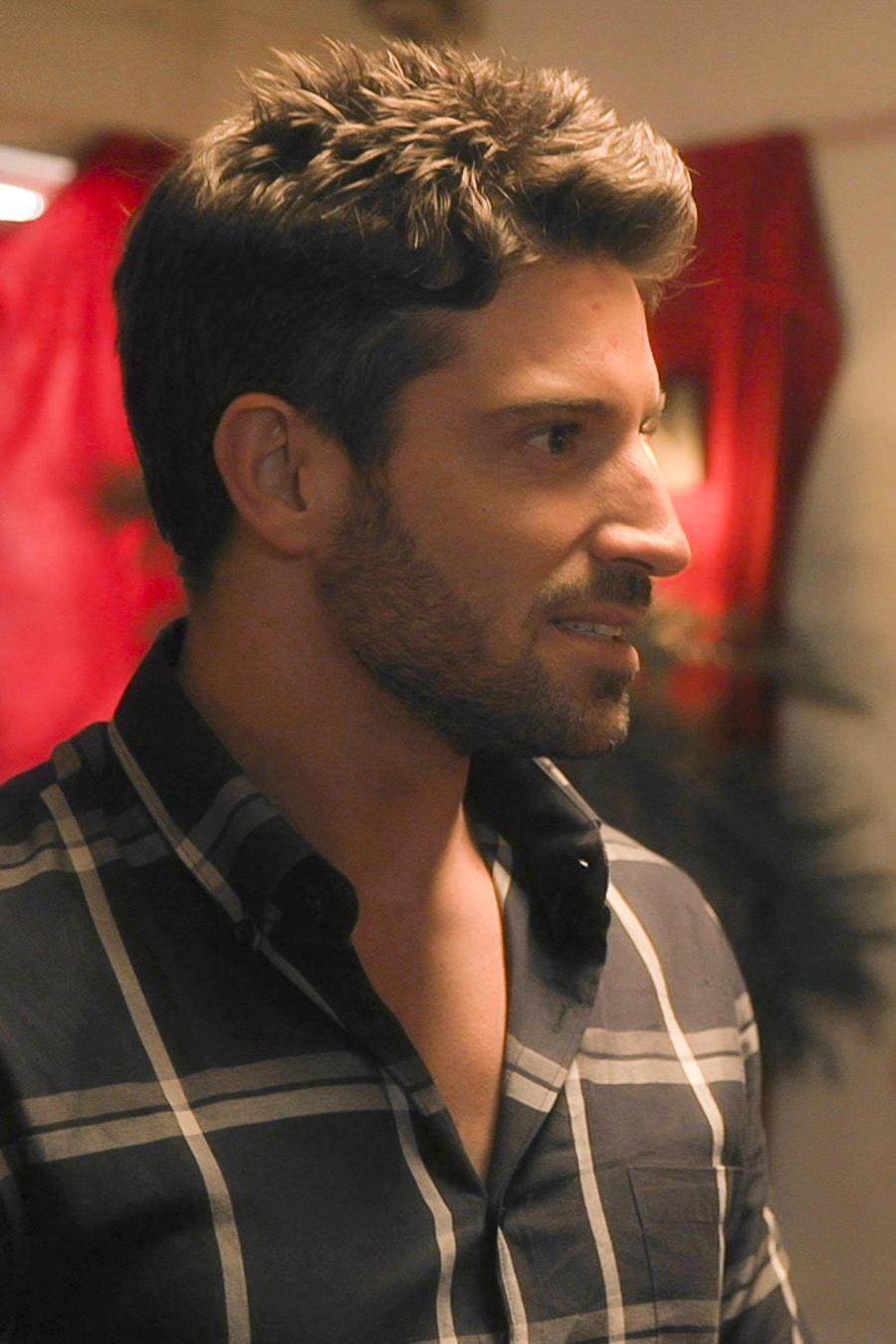David Chocarro en La Doña