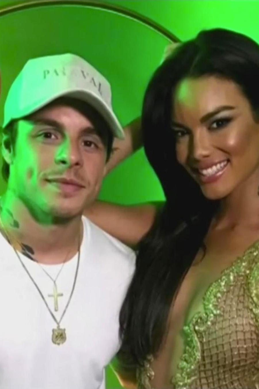 casper smart y zuleyka rivera