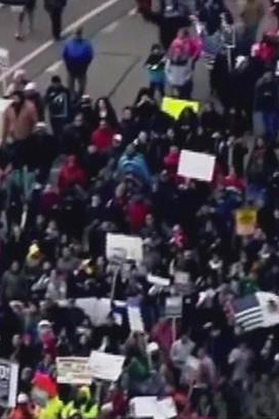 movilizacion en favor de inmigrantes