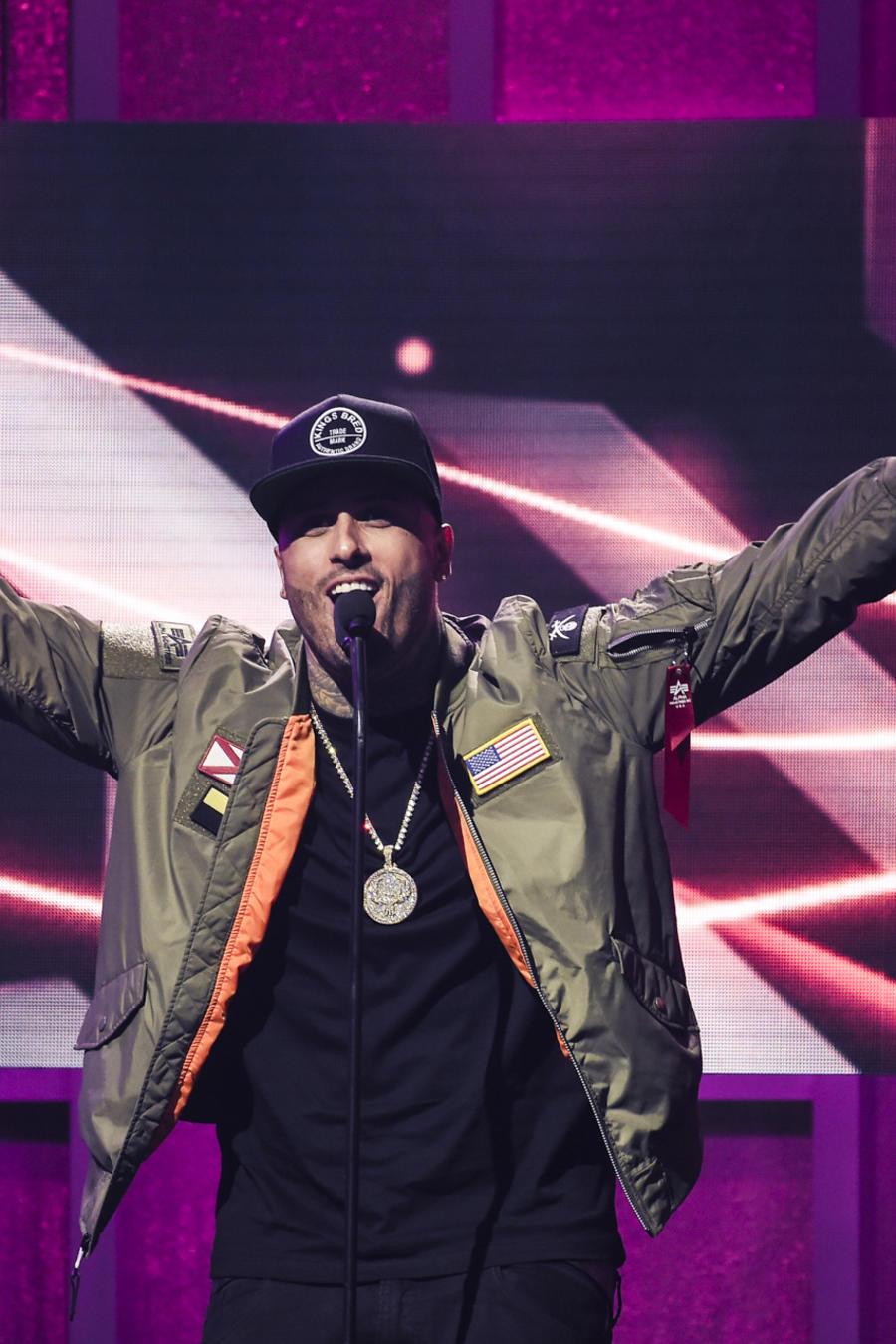 Nicky Jam gana Premios Billboard 2017