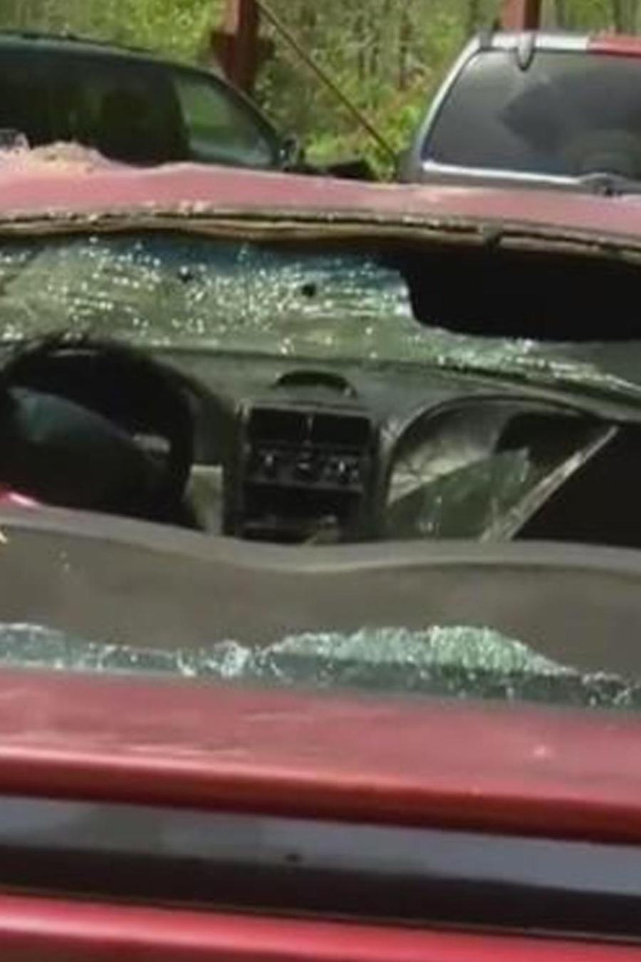 coche accidente