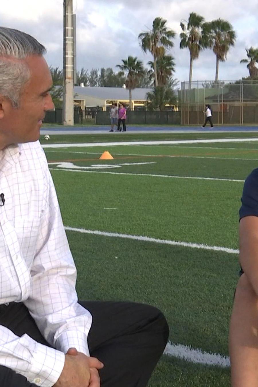 Aumenta el interés por el fútbol en niños de EEUU