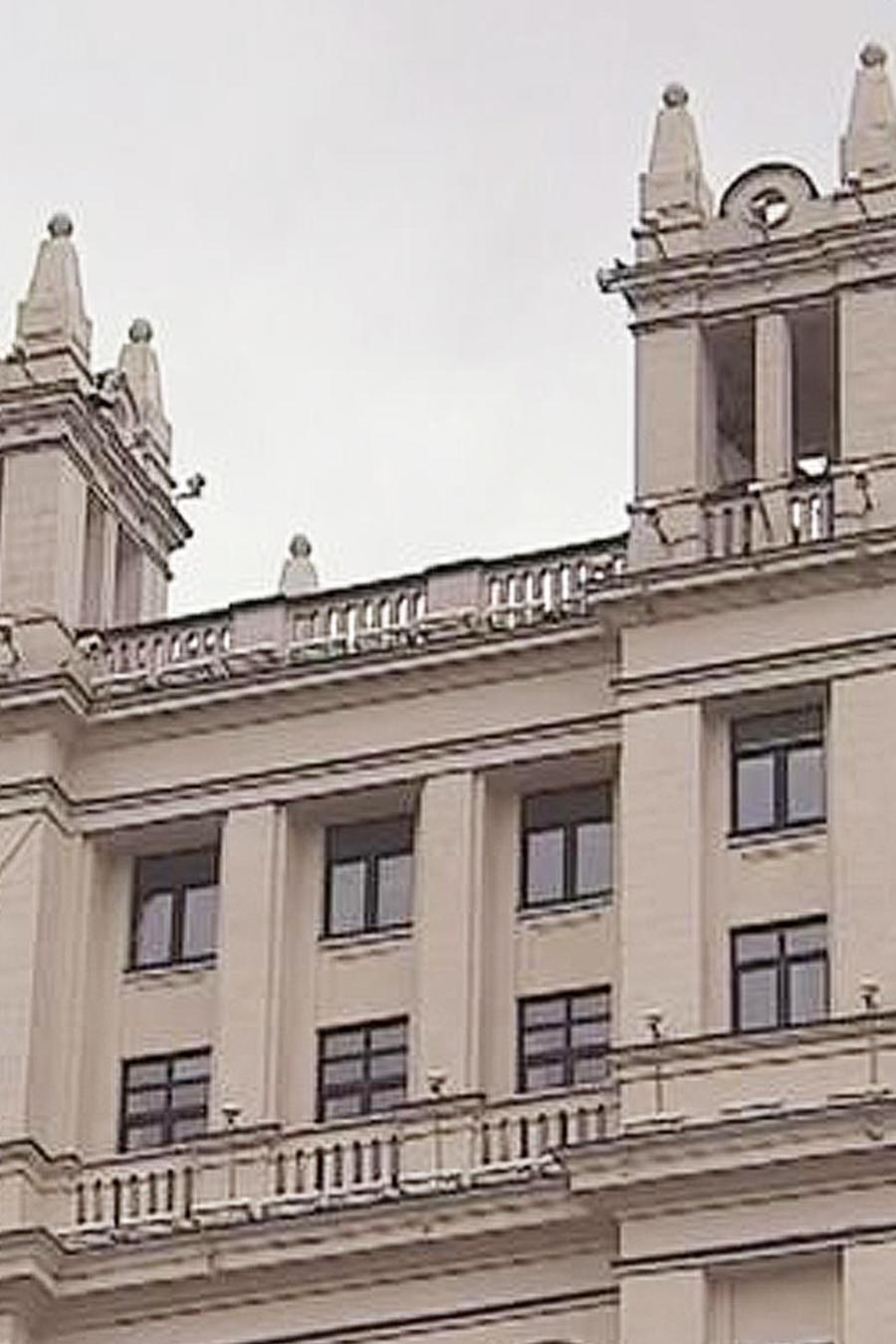 edificio ruso