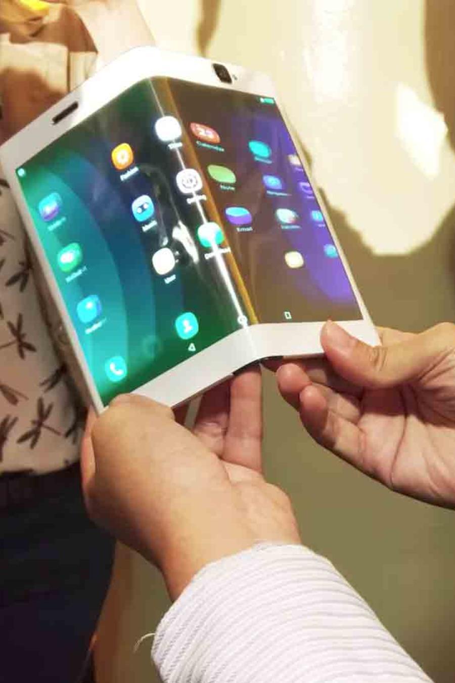 Lenovo tableta flexible