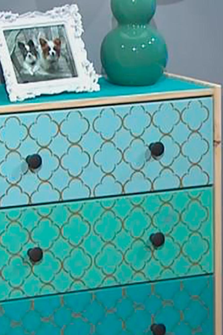 Nuestro experto en reciclaje te muestra cómo darle un nuevo look a tus muebles