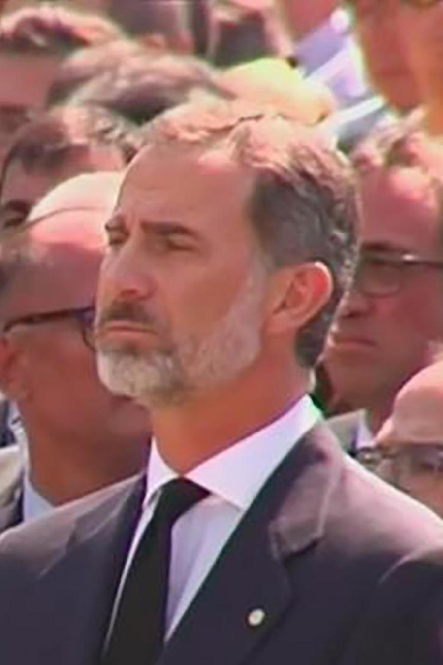 """""""Unidos contra el terrorismo"""", el mensaje que España y el mundo le envían al terrorismo"""