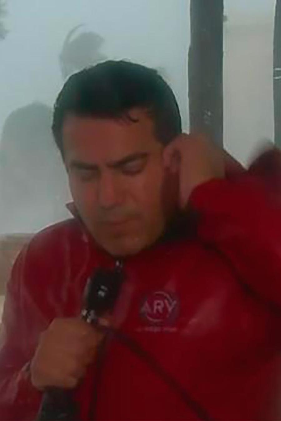 El Huracán María avanza sobre Puerto Rico cómo categoría 4 y hay miedo y preocupación