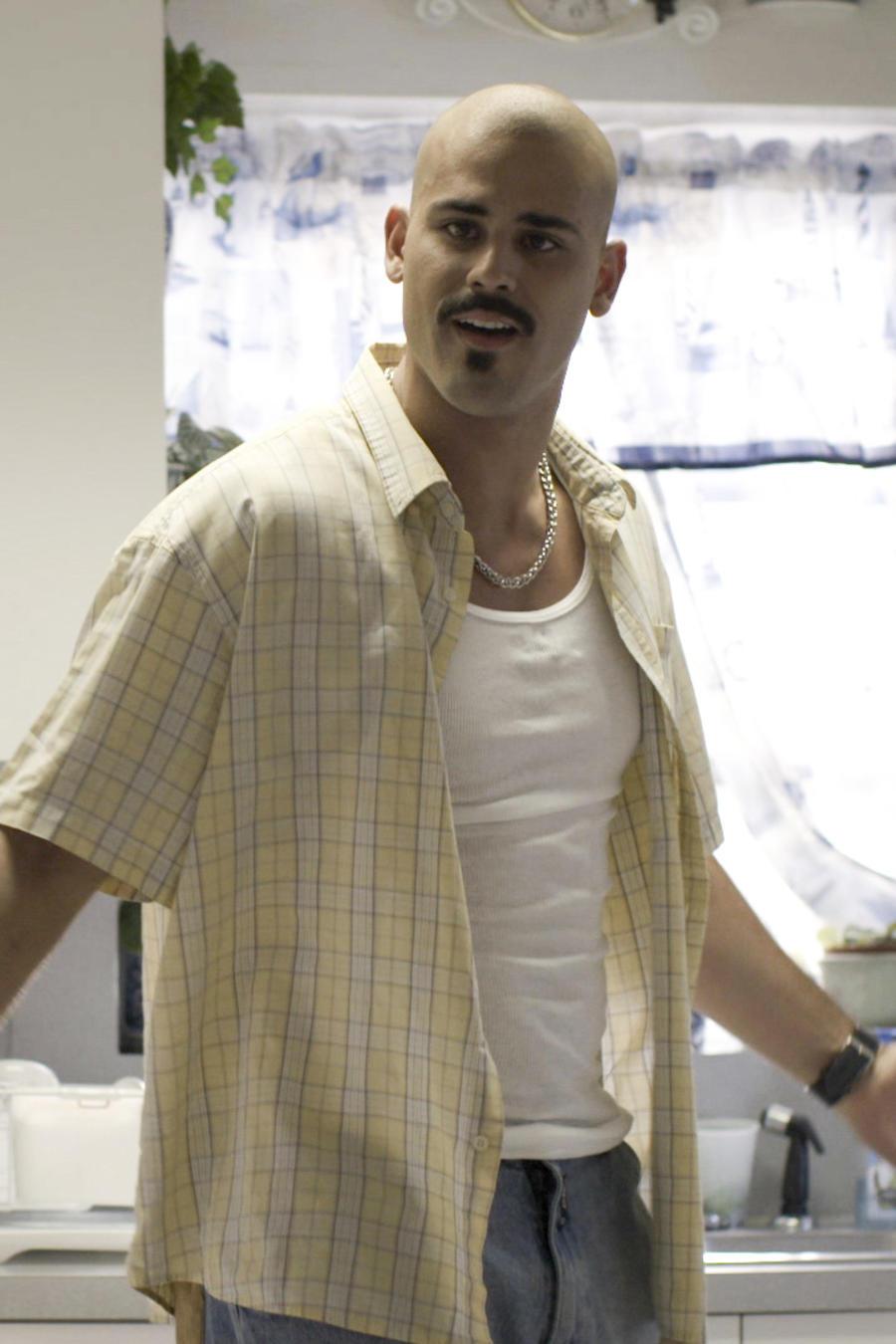 Christopher Millan en Mariposa de Barrio