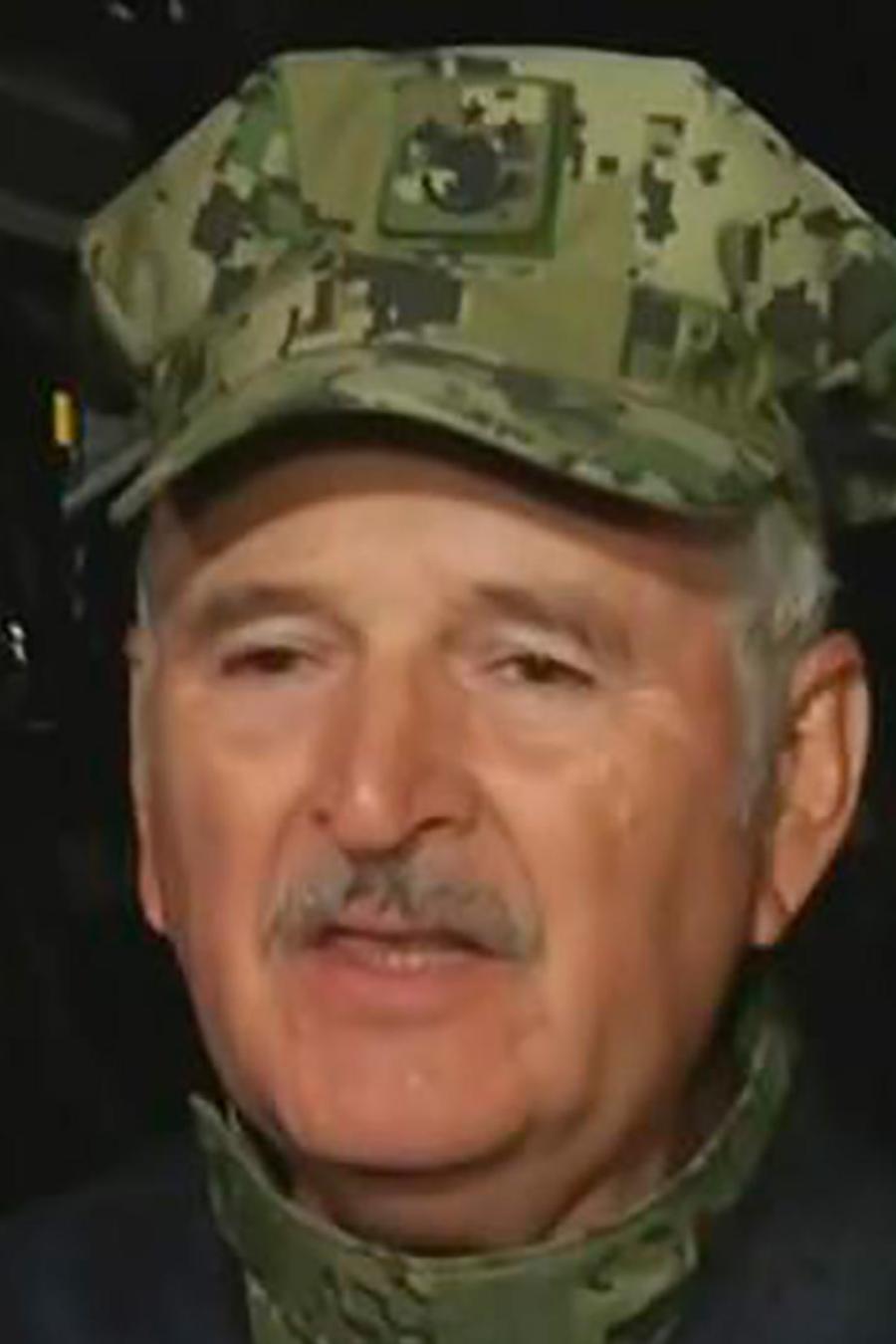 El Subsecretario de la Marina de México confirmó que no existe la niña llamada Frida Sofía