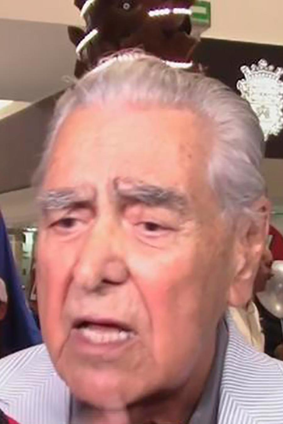 """Erik Castillo, padre de Kate del Castillo, arremete contra """"los enemigos de su hija"""""""