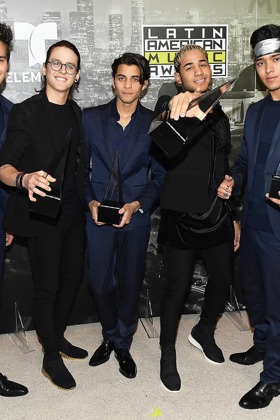 2017 Latin American Music Awards - Press Room