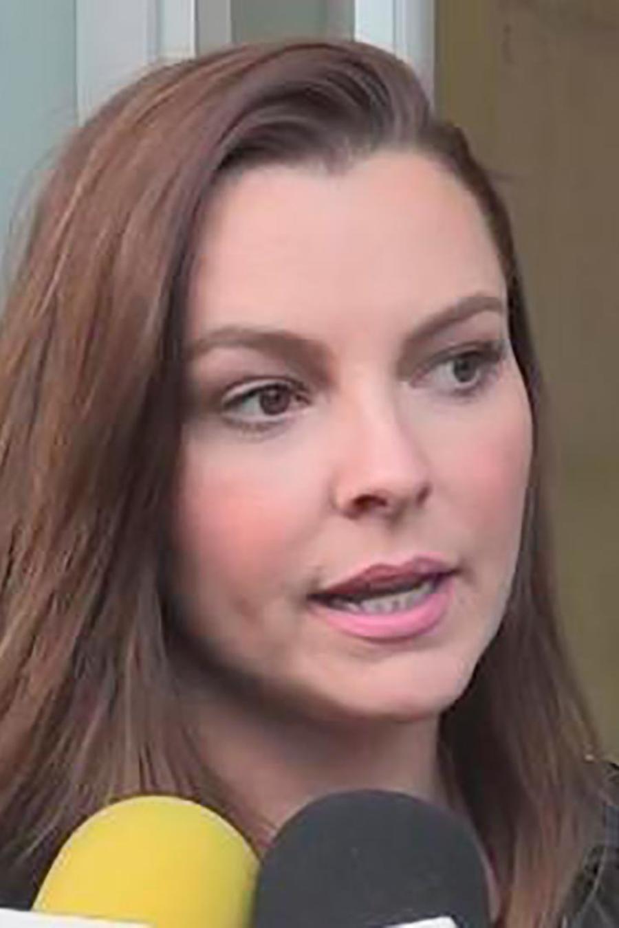 Marjorie de Sousa fue acusada de fraude procesal y podría terminar en prisión