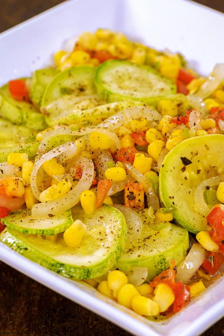 Receta antifrío: sartén de verduras y hierbas