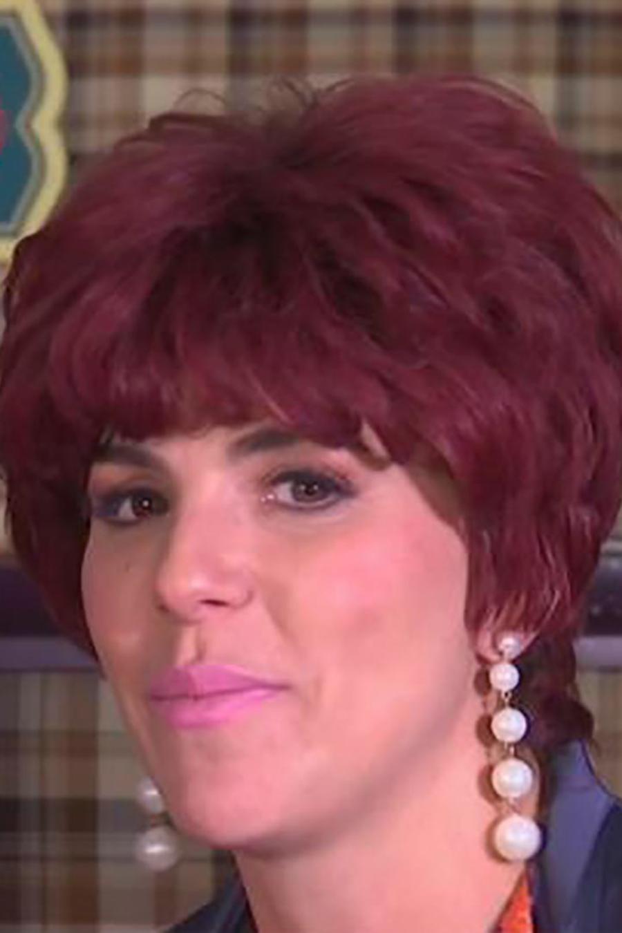 María Fernanda Yepes interpreta a Anel Noreña, la segunda mujer y gran amor de José José