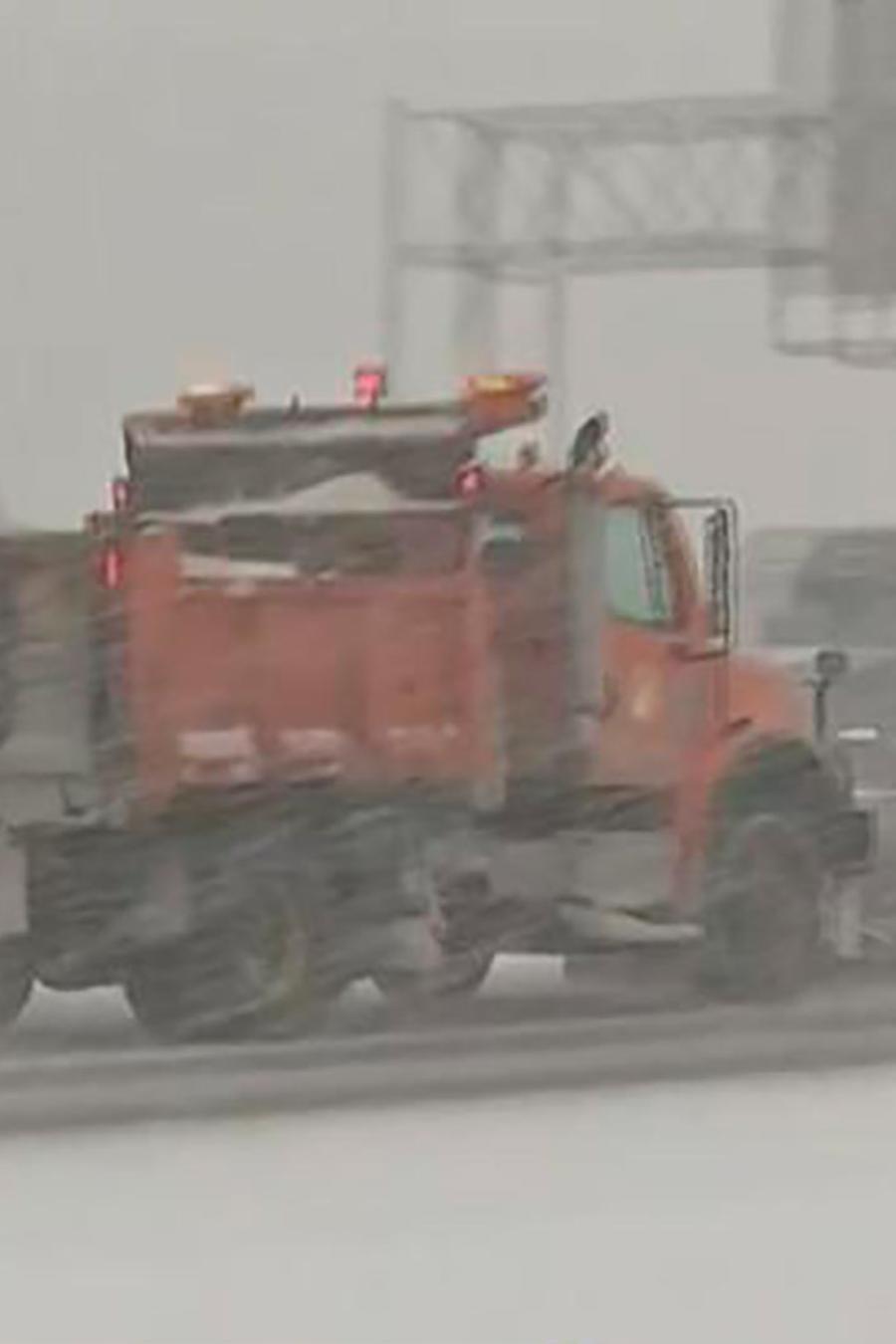 Una nueva tormenta invernal azota grandes partes de Estados Unidos