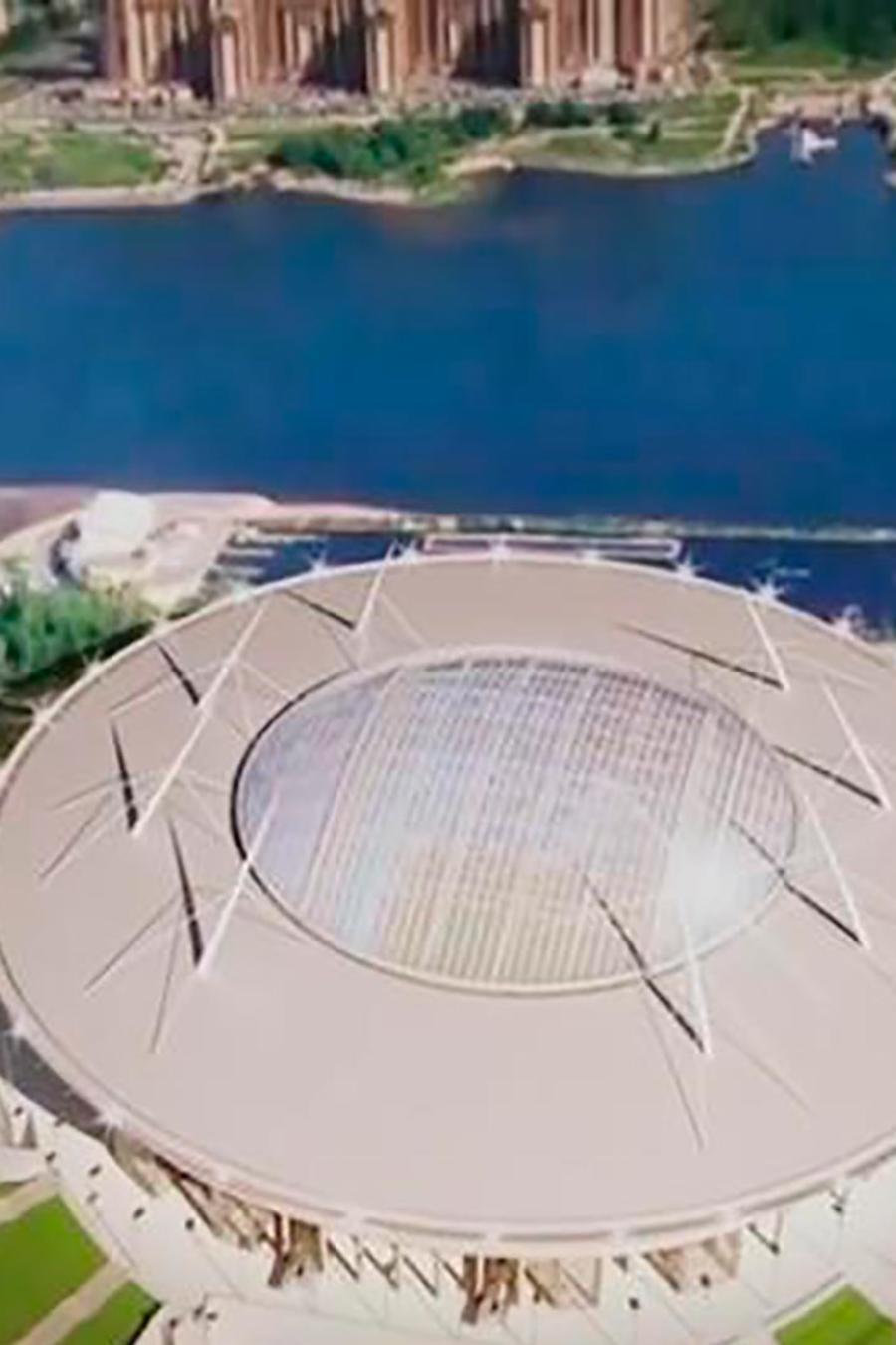 Camilo Montoya nos lleva a recorrer todos los estadios que se usarán en el mundial de Rusia