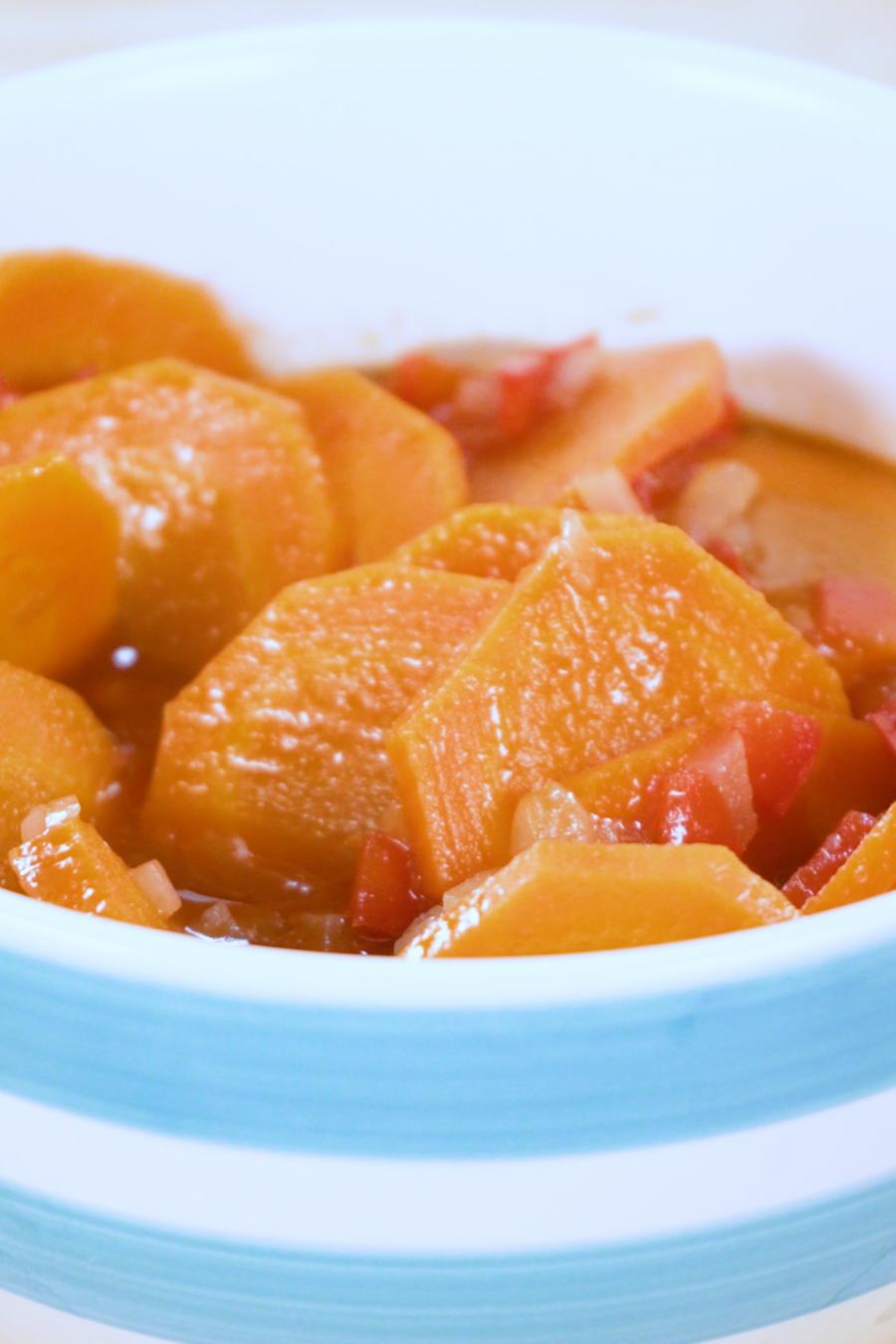 """Receta: deliciosas """"monedas"""" de zanahoria"""