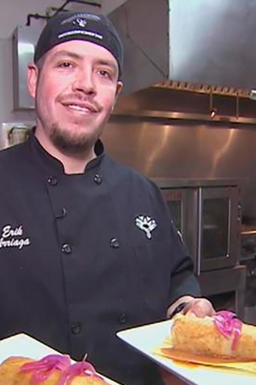 El chef James nos muestra, en directo desde Chicago, cómo hacer los tamales más deliciosos