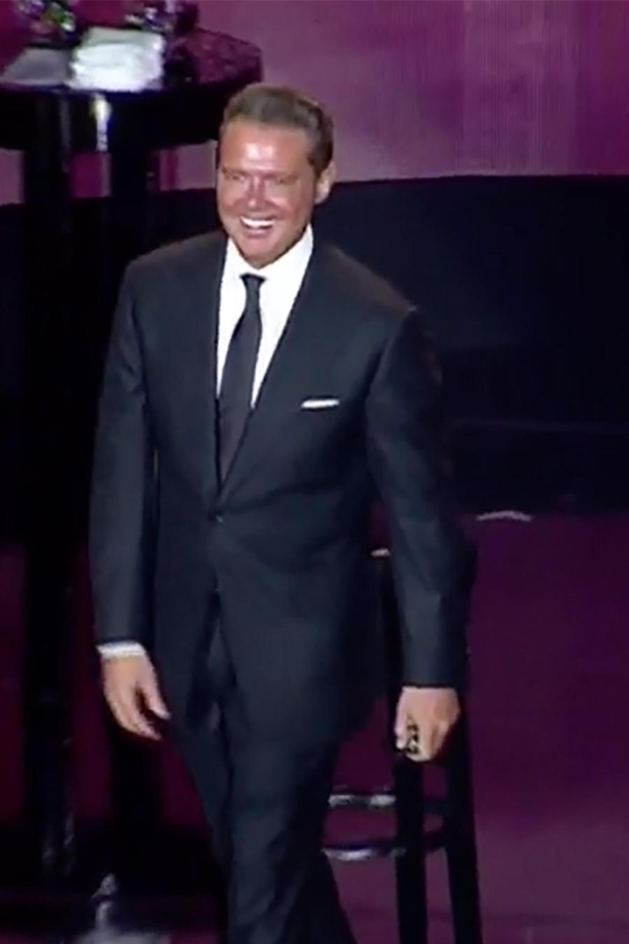 Luis Miguel conquistó al Auditorio Nacional con un show que dejó a todos sin palabras