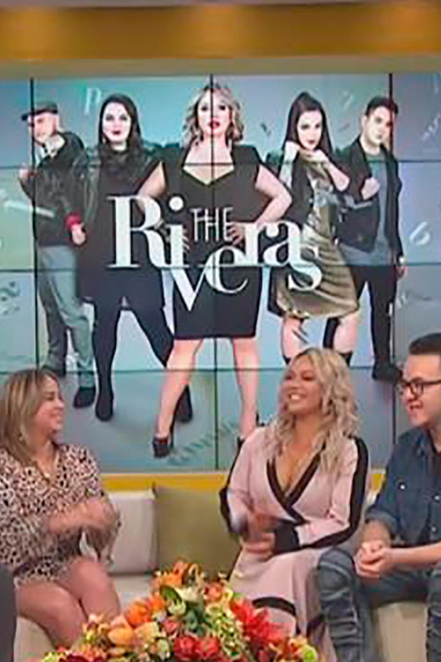 The Riveras estrena su tercera temporada este domingo a las 10pm por NBC Universo