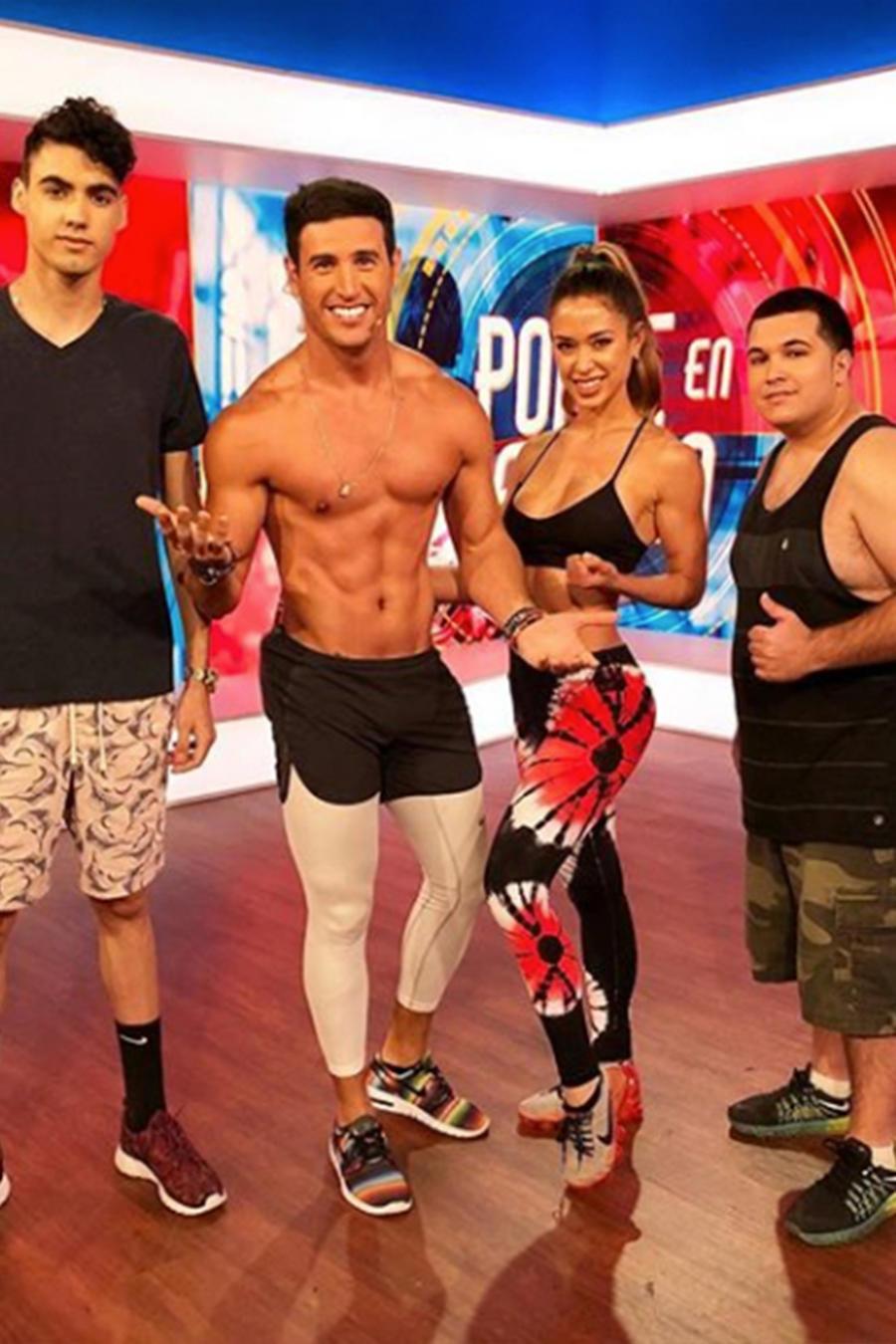 El entrenador Fran Medina nos enseña cómo ejercitarnos según nuestro tipo de cuerpo