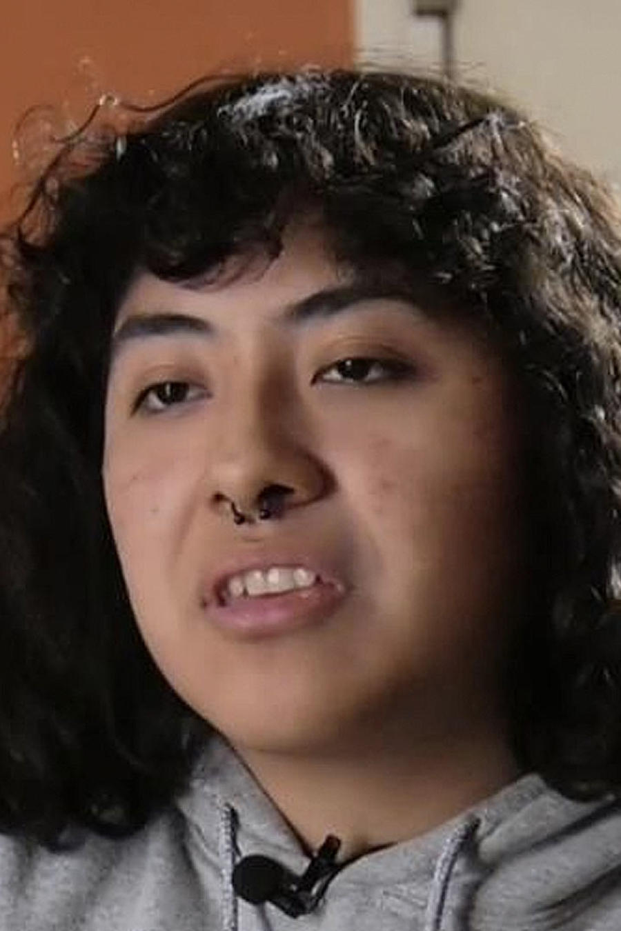 estudiante mexicana