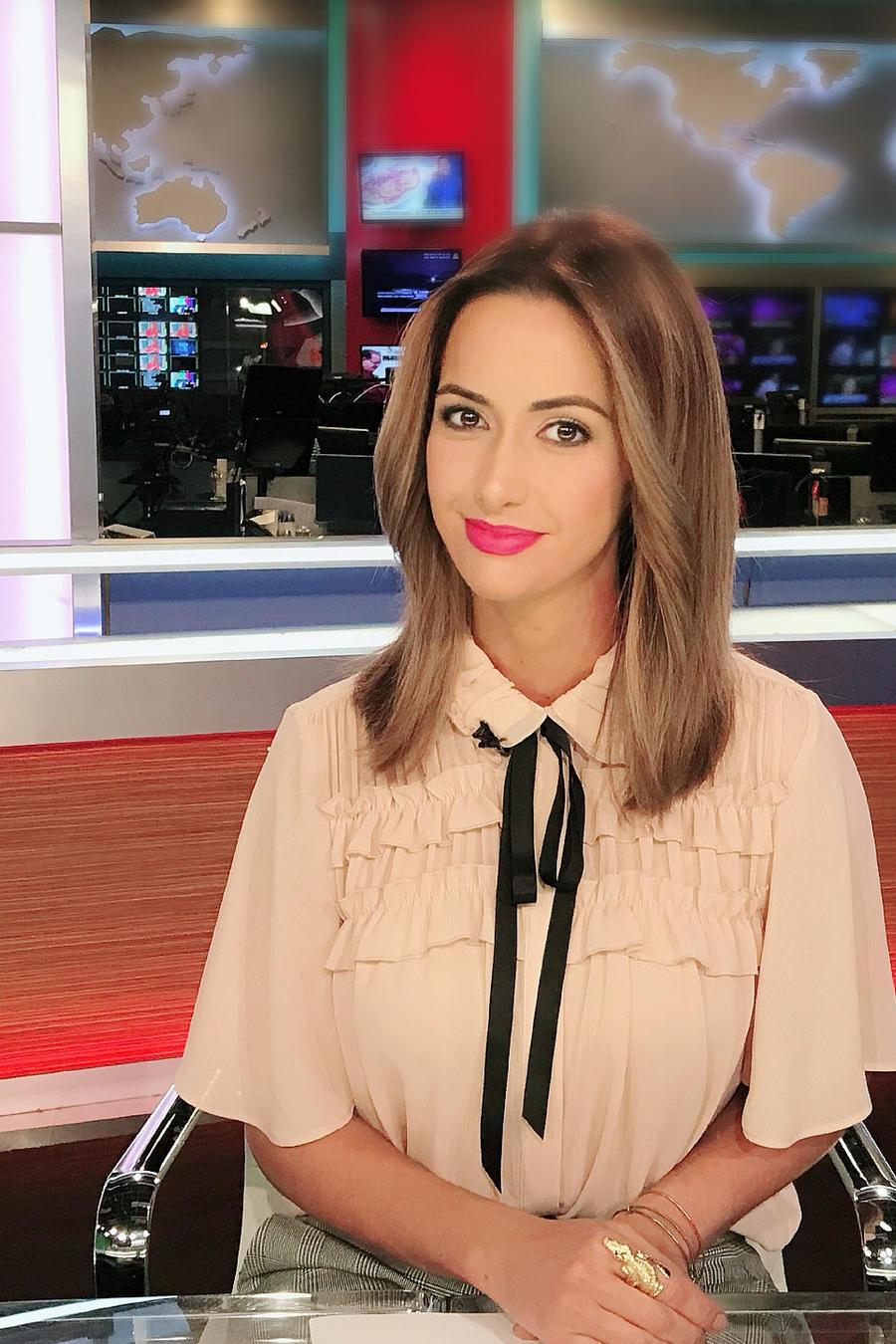 Paulina Sodi, noticias Telemundo 22 de marzo de 2018
