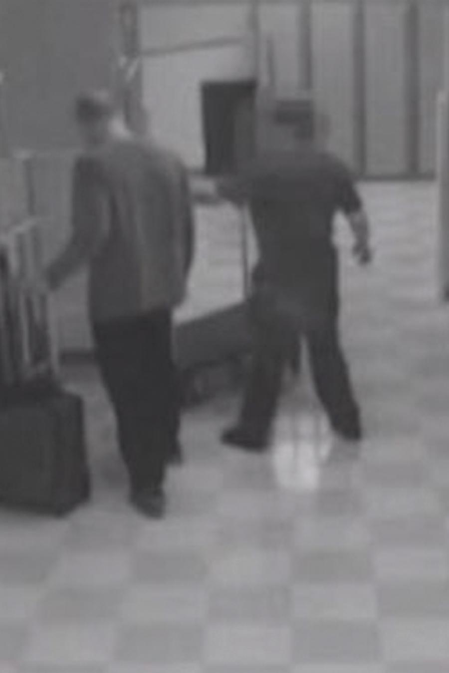 Revelan imágenes sorprendentes de la actividad del tirador de Las Vegas