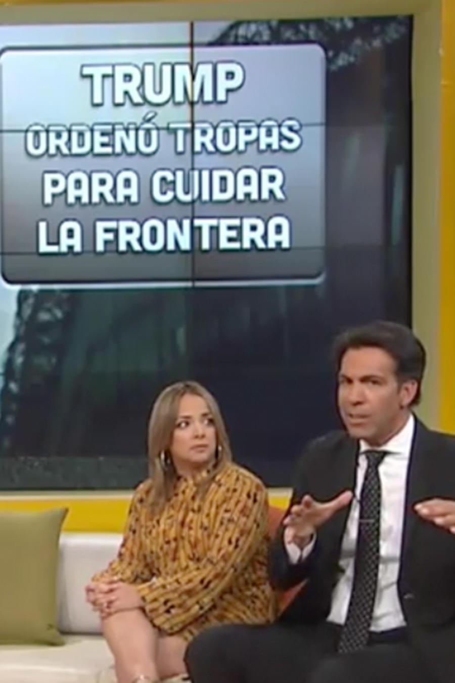 Comenzó la llegada de tropas de la Guardia Nacional a la frontera con México
