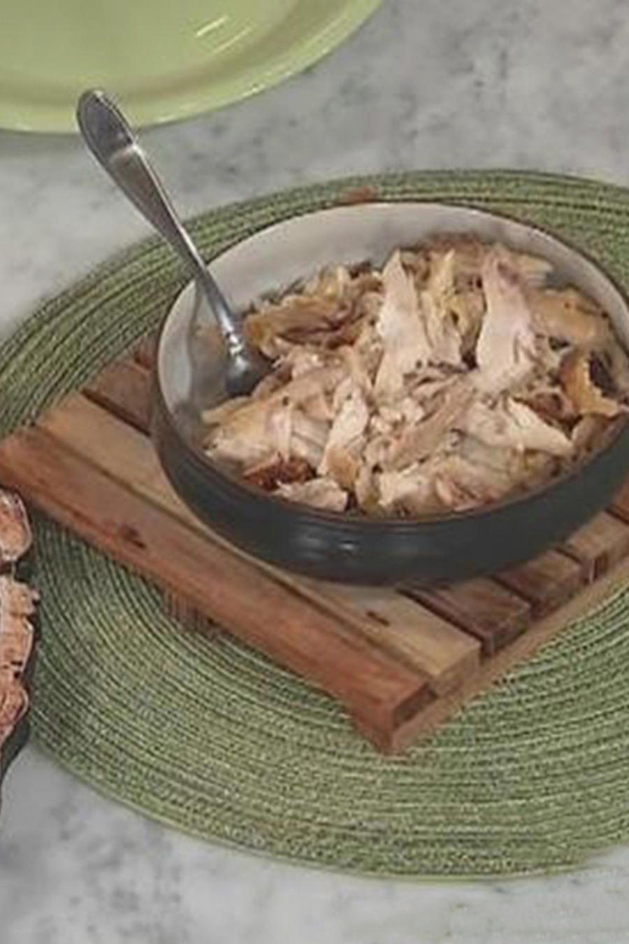 Recetas de cocina: Pollo Rostizado con Especias Árabes