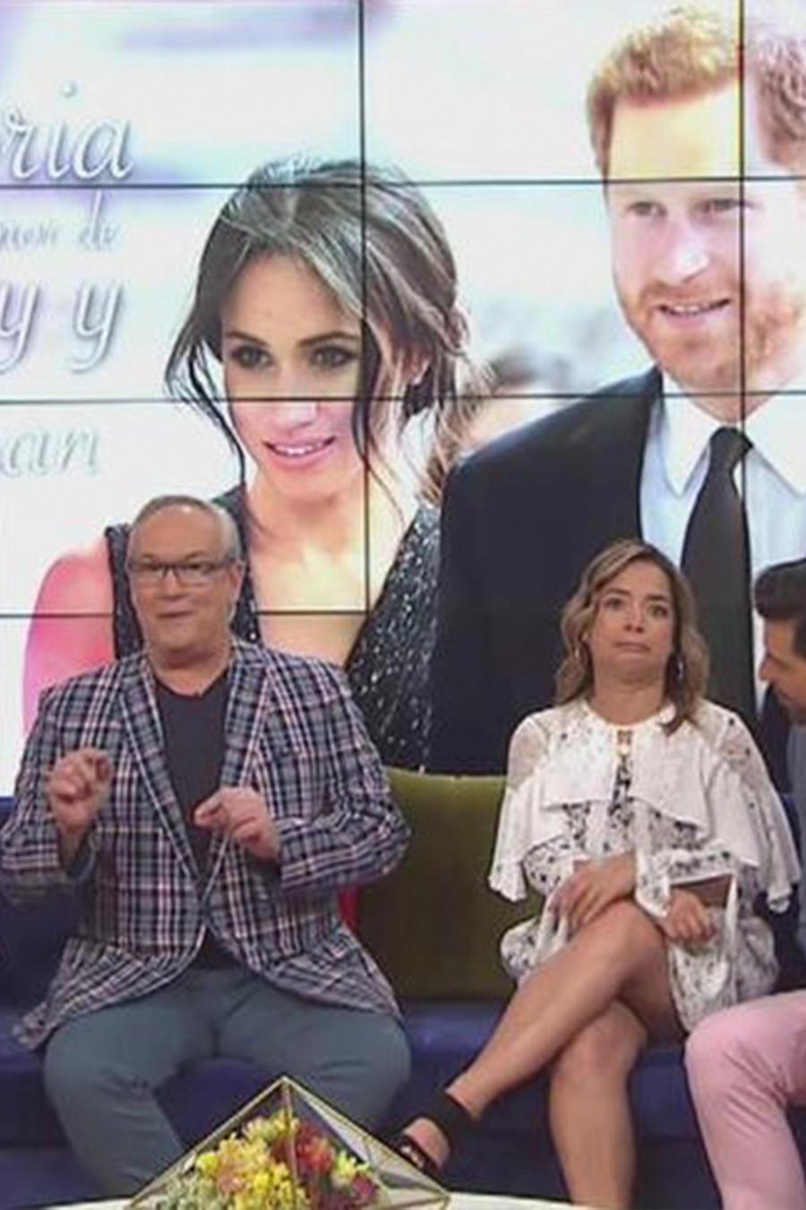 Mario Vannucci vaticinó que habrá escándalo y problemas en el futuro de Meghan y Harry