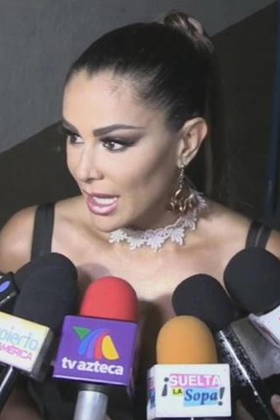 Ninel Conde y Maribel Guardia hablaron con los medios sobre sus vidas privadas