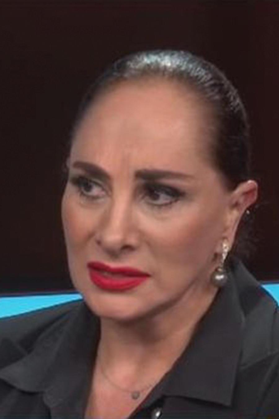 Susana Dosamantes salió en defensa de su hija, Paulina Rubia, por la agresión que sufrió