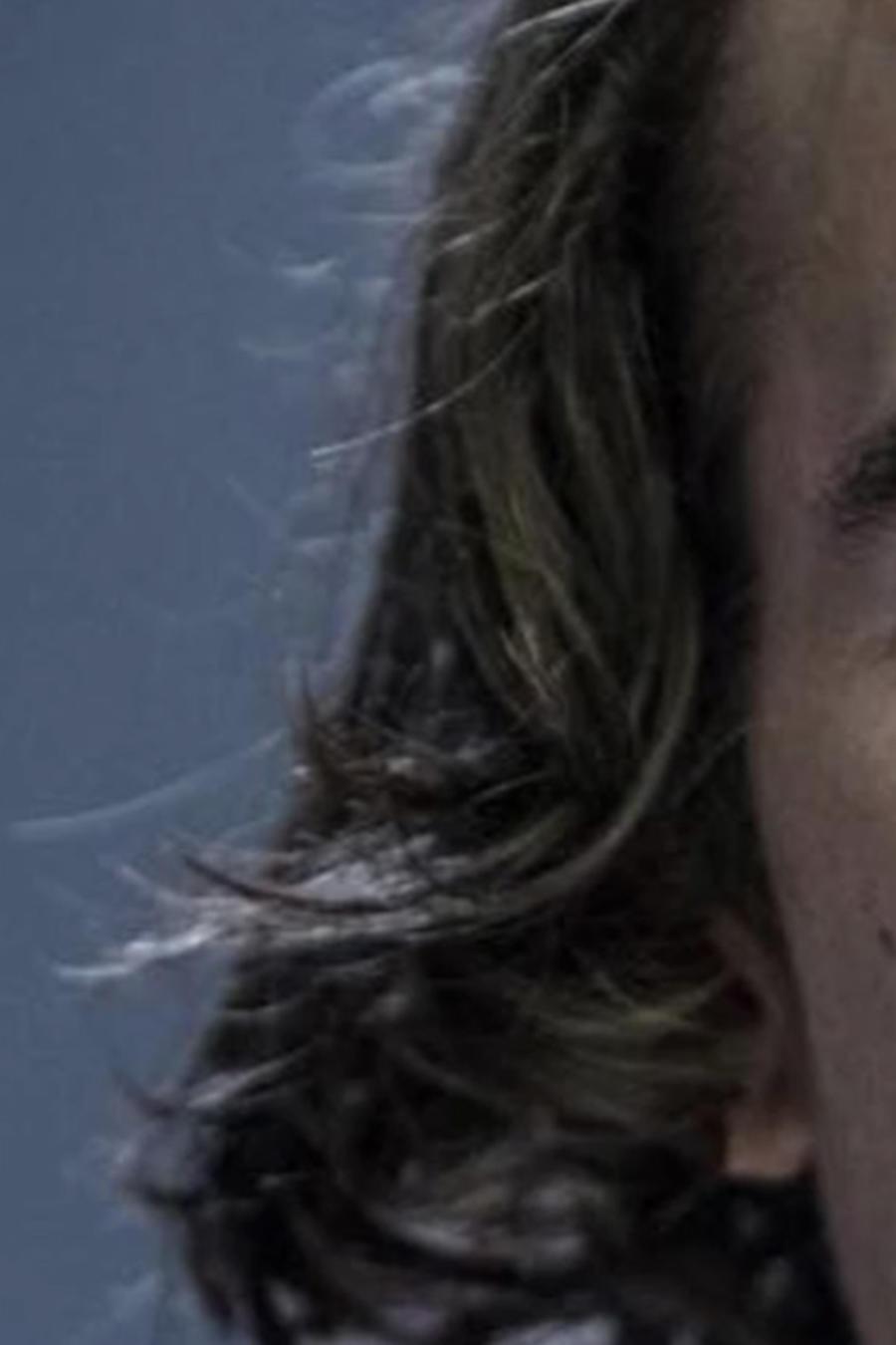 Revelan la primera foto del actor Joaquin Phoenix como El Guasón