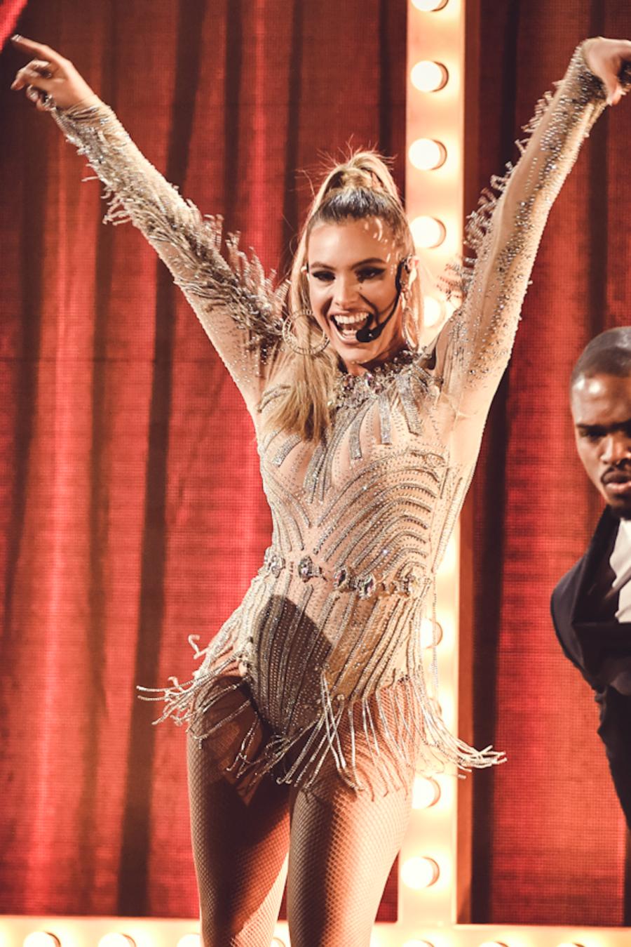 Lele Pons canta 'Celoso' en los Latin AMAs 2018