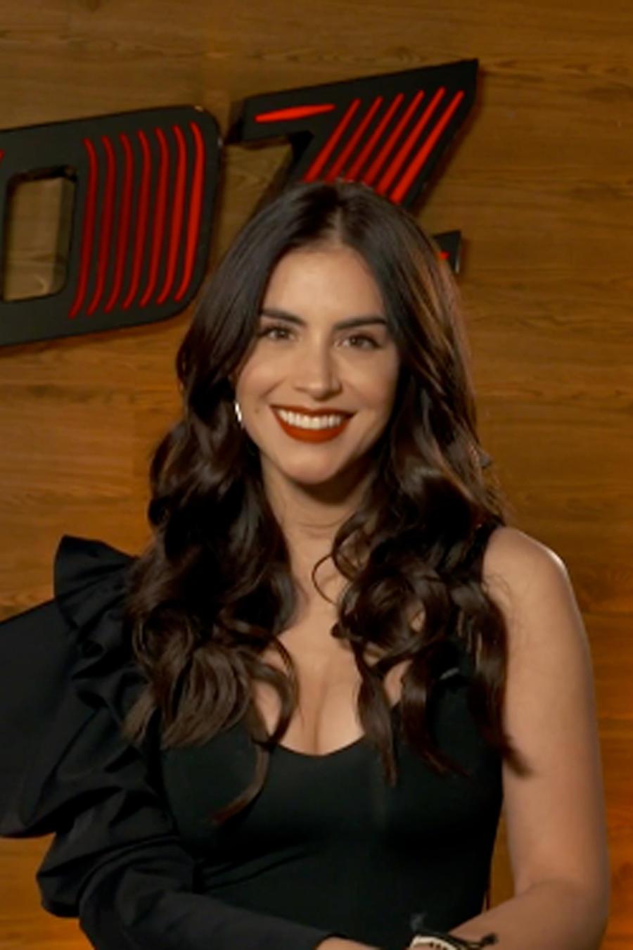 Jessica Cediel La Voz