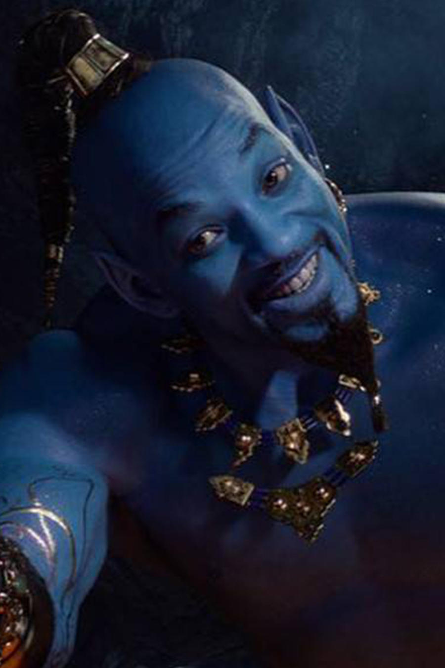 Will Smith in Aladdin