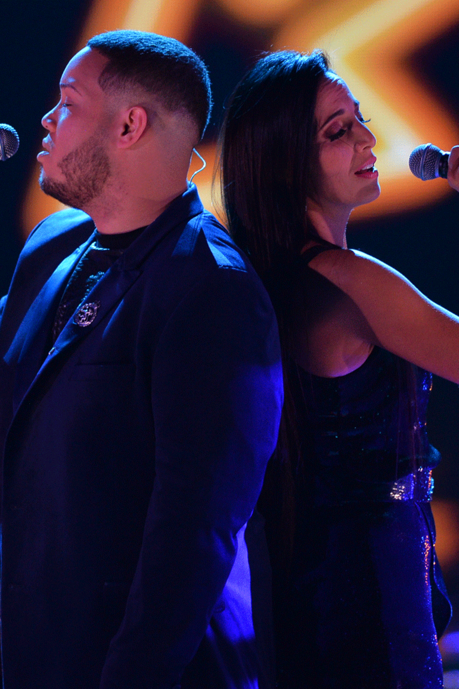 Abdiel Pacheco y Mayre Martinez