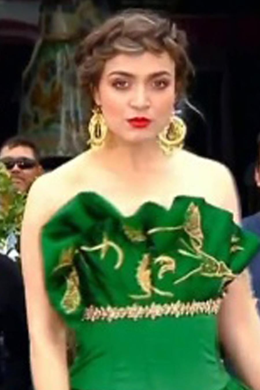 Colección de vestidos para quinceañeras de Diego Medel