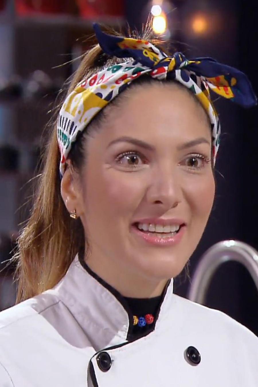 La Chef Johana Clavel enseña a hacer golosinas saludables