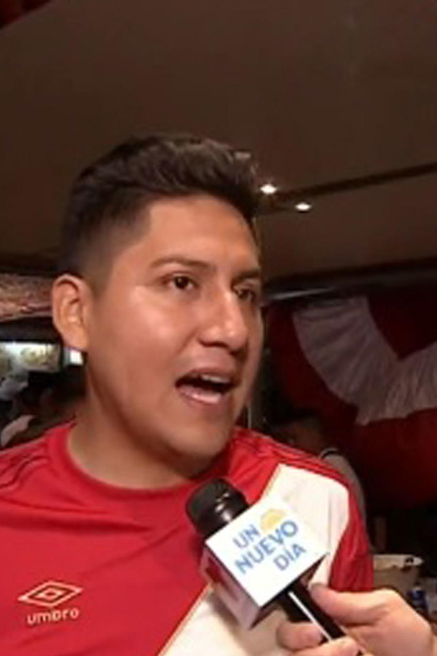 Hinchas de Perú invaden Rio de Janeiro