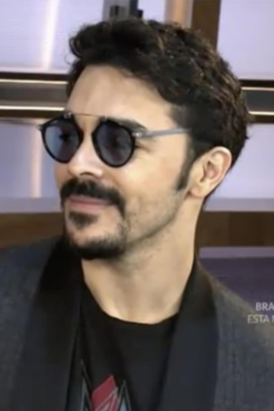 Shalim Ortiz habló sobre la enfermedad de su padre (VIDEO)