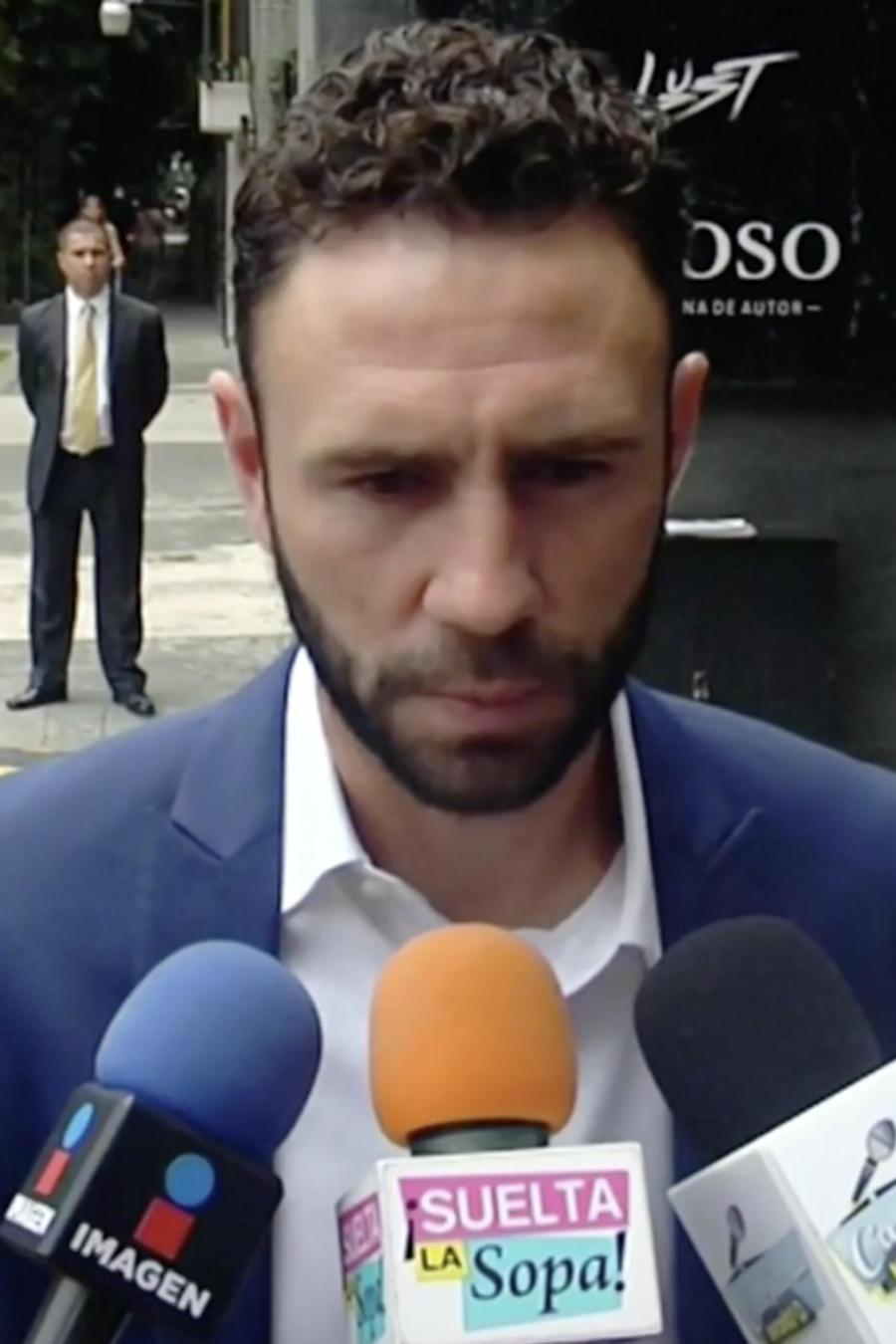Miguel Layún habla sobre su estado de salud (VIDEO)
