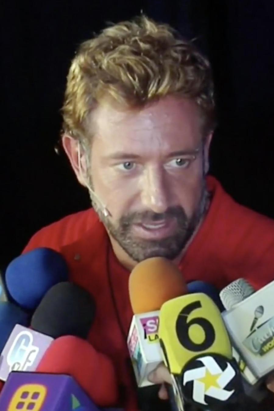 Gabriel Soto habló de Geraldine Bazán, Irina Baeva y los rumores (VIDEO)
