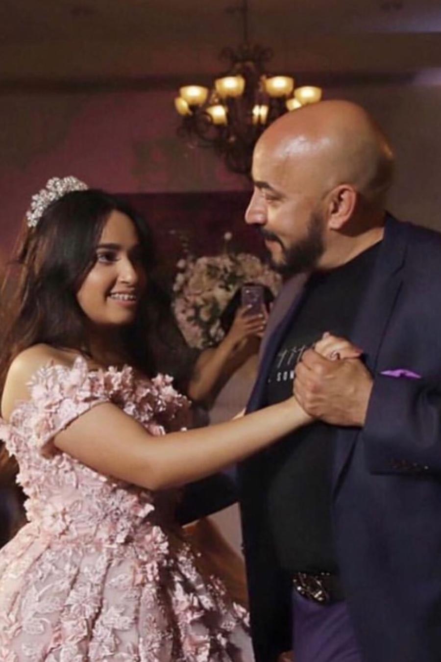 Lupillo Rivera y la fiesta de quince sorpresa a su hija Lupita Karizma