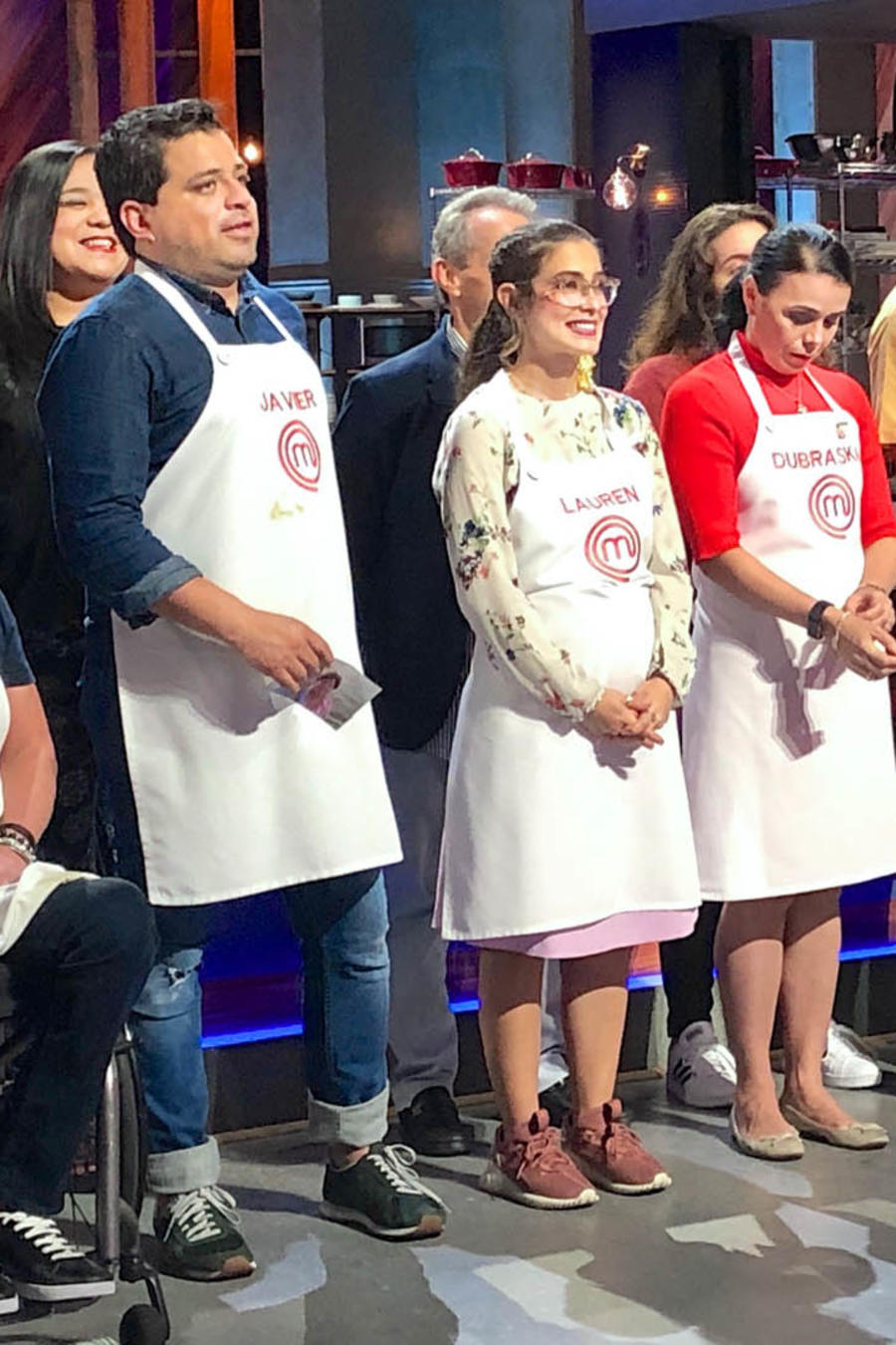 Visita familiar en MasterChef Latino 2