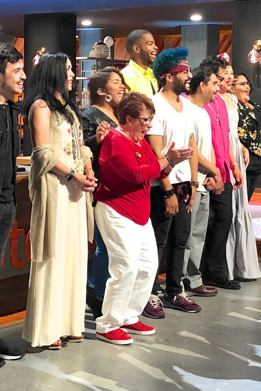 Participantes eliminados regresan para la gran final de MasterChef Latino 2