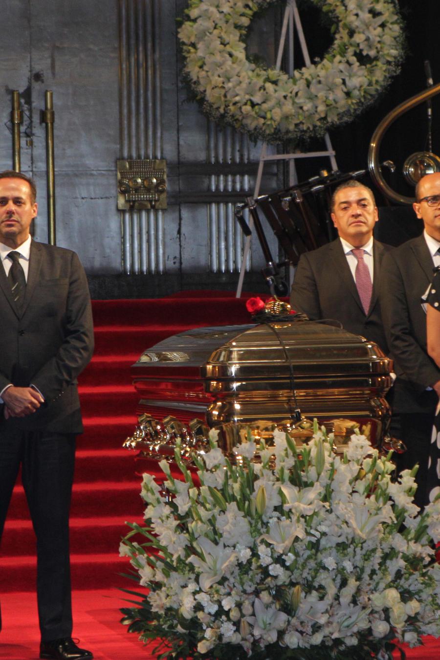José Joel, Marysol Sosa y Anel Noreña